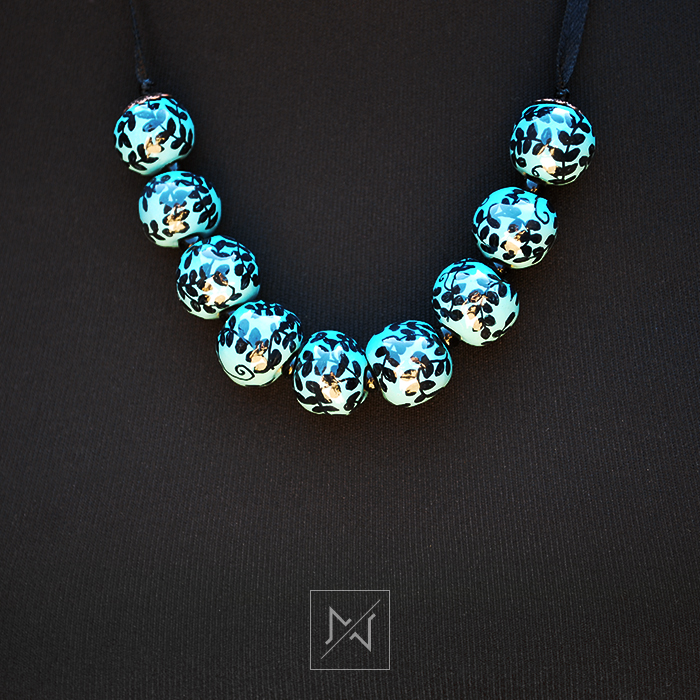 necklace nebula pillar carina jewellery intelligence love i products handmade